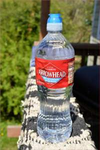 Arrowhead is the Best Bottled Spring Water per Rev