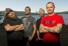 Red Fang To Headline Moncton's Mud City Music Festival
