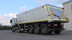 Bewerbung als LKW-Fahrer Kiestransporte
