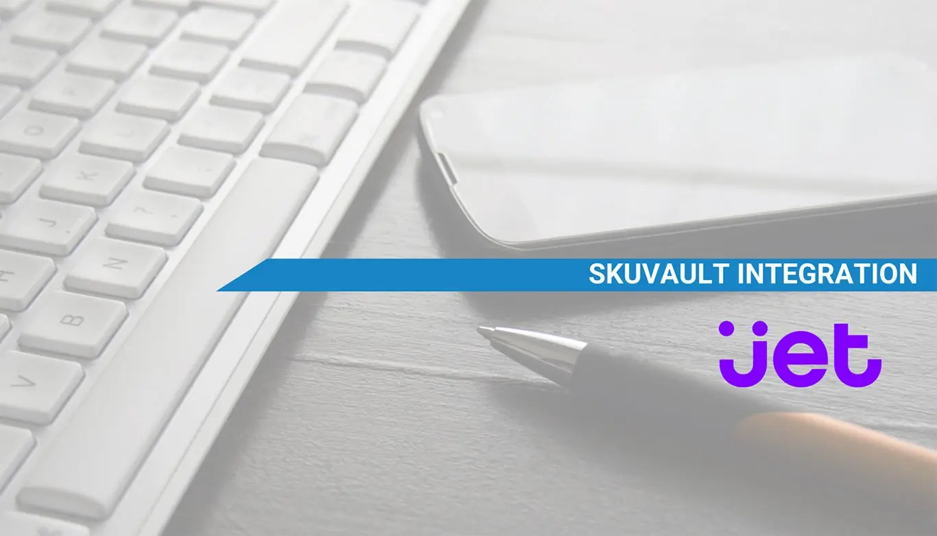 SkuVault WMS jet integration