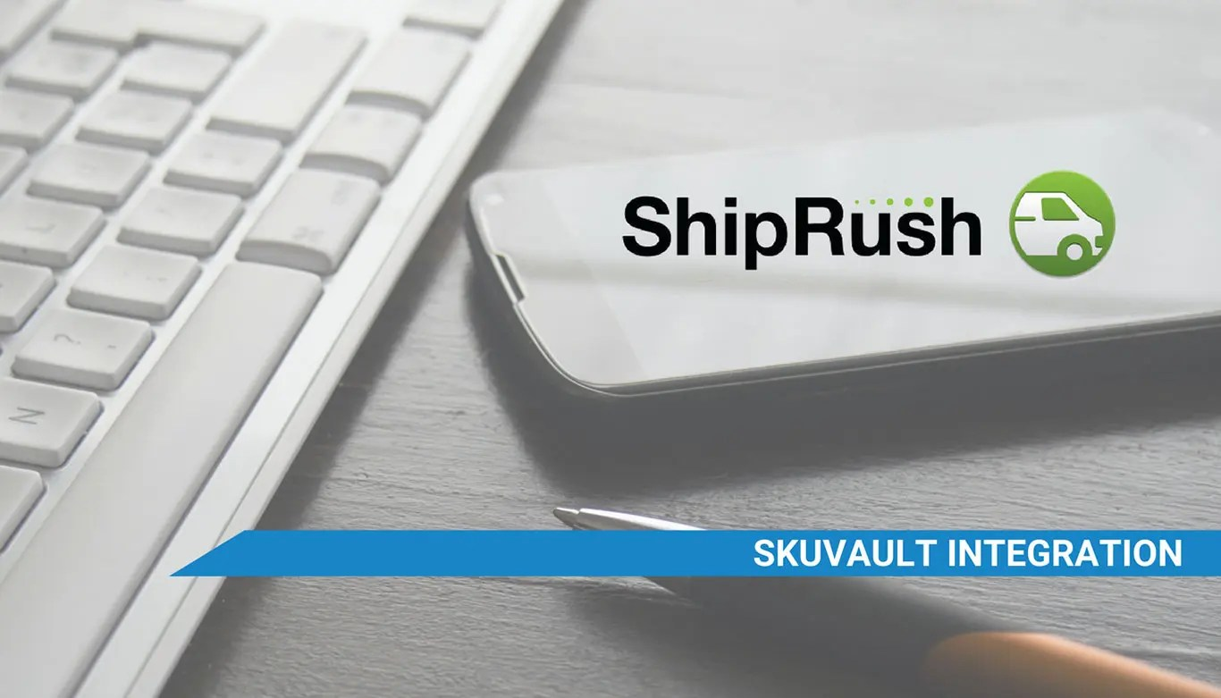 SkuVault ShipRush integration