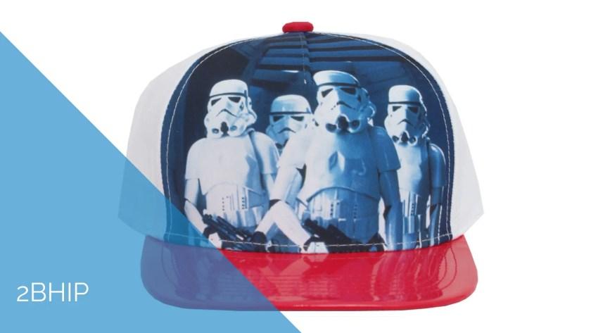 2BHIP star wars stormtrooper hat case study