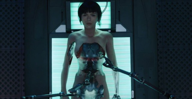 Ghost In A Shell 2017