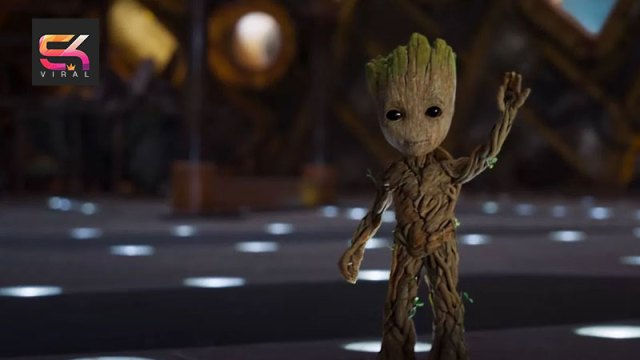 Guardians of the Galaxy Vol 2 Review - Baby Groot