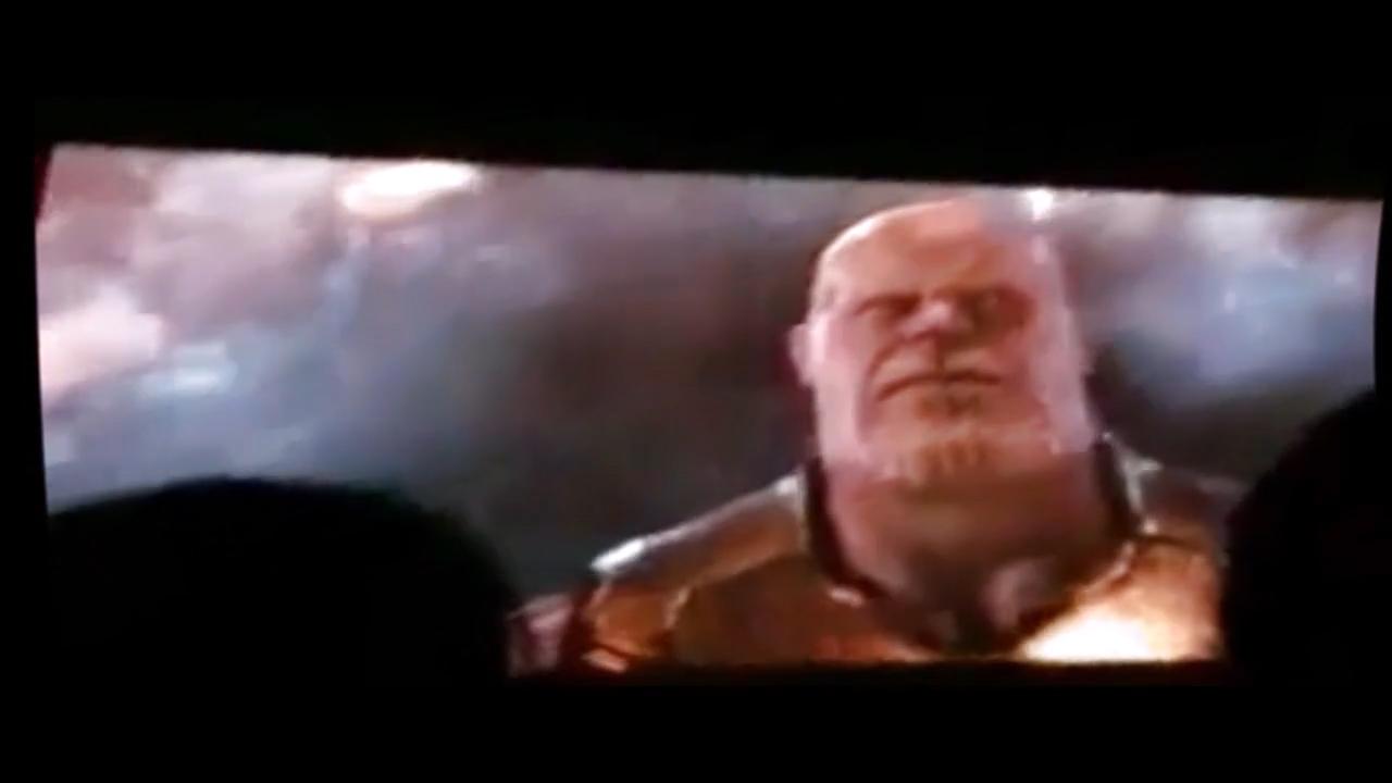 Avengers: Infinity War D23 Trailer