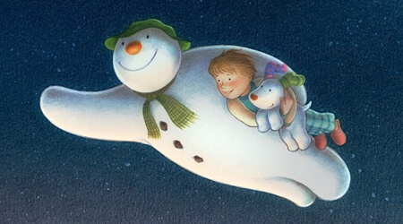 The Snowman and The Snowdog – Video Exclusive