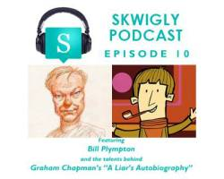 """Skwigly Animation Podcast #10 – Bill Plympton and the talents behind """"A Liar's Autobiography"""""""