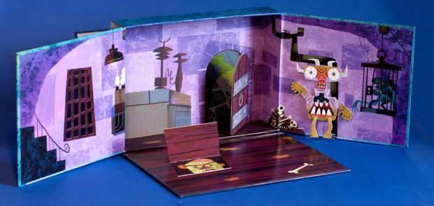 Animation Studio Interior
