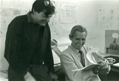 Richard Williams and Ken Harris