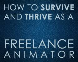 How To Survive & Thrive As A Freelance Animator