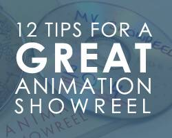 How To Create A Great Animation Show Reel