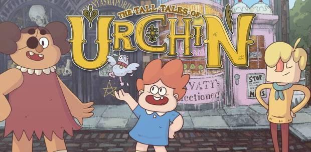 Nickelodeon Urchin Hamish Steele