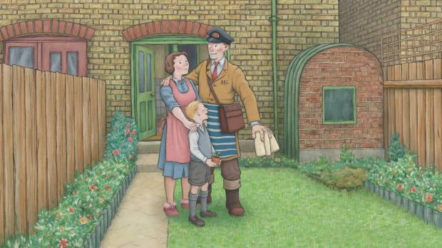 Strictly embargoed until Monday 3rd August 2015 - Ethel & Ernest © Ethel & Ernest Productions Ltd 2015