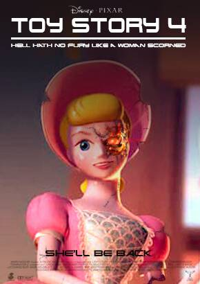 Woody Will Find Love In Toy Story 4 Back To Bo Peep Skwigly