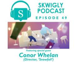 Skwigly Animation Podcast #49 – Conor Whelan