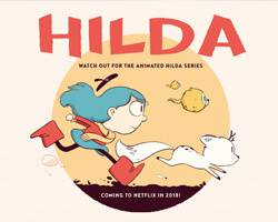 'Hilda' is coming to Netflix
