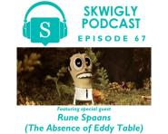 Skwigly Animation Podcast #67 – Rune Spaans