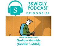 Skwigly Animation Podcast #69 – Graham Annable