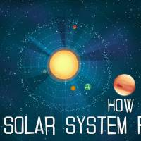 Royal Observatory Greenwich How did the Solar System form Title by Slurpy Studios