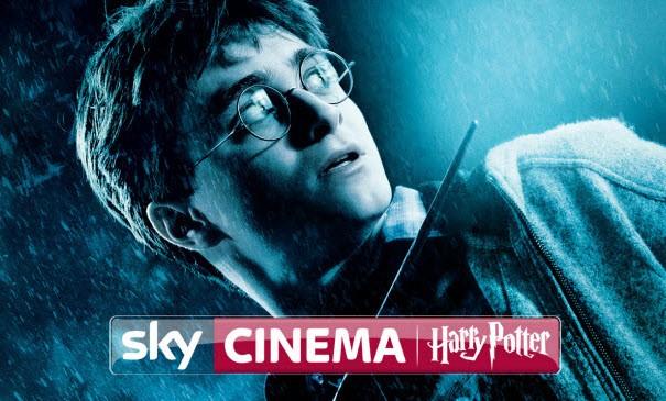 Sky Cinema Harry Potter Hd Mit Allen Acht Filmen