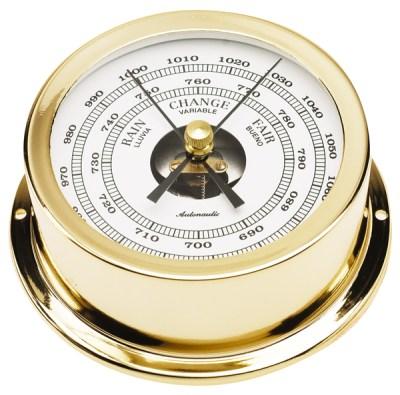 Autonautic Gold Plated Barometer B95D