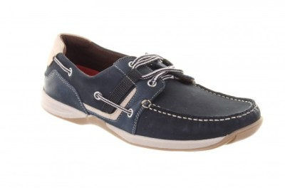 Mens Goodison Deck Shoes