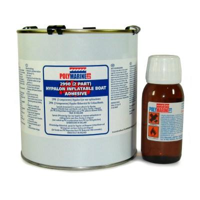 PolyMarine Hypalon Adhesive 2 Part 1 Litre
