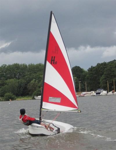 Hartley Boats - Hartley 10 or H10
