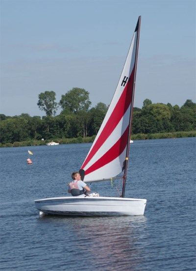 Hartley Boats - Hartley 12 or H12
