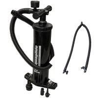 Aquaglide High-Pressure Kayak Pump With Y-Hose System