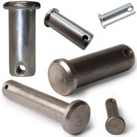 Tylaska Basic Clevis Pin - Machined 316 Stainless Steel