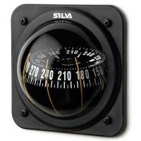 SILVA 100P Compass - Bulkhead Mount