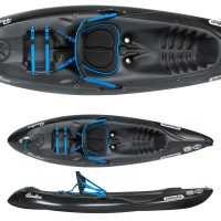 Islander Paradise Odyssey - Marine Recycled Sit on Top Kayak