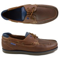 Chatham Marine Pitt Mens Deck Shoes