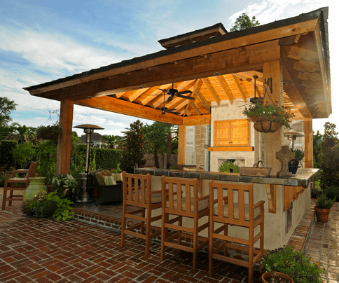 Outdoor Kitchens and Dining - Outdoor Living Series ... on Patio Kitchen  id=61086
