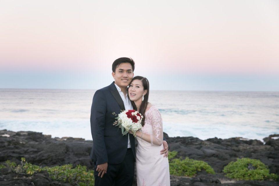 sunset makapuu hawaii beach