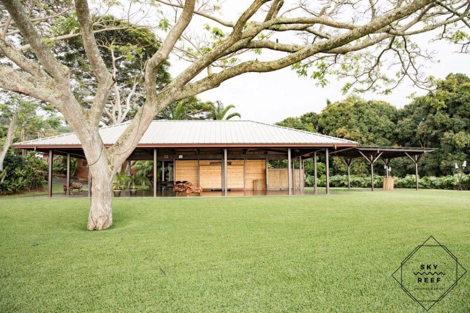 Holualoa inn wedding venue island hawaii
