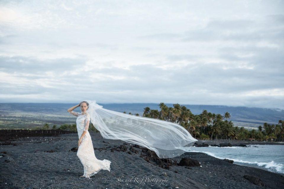 lezu bridal gown
