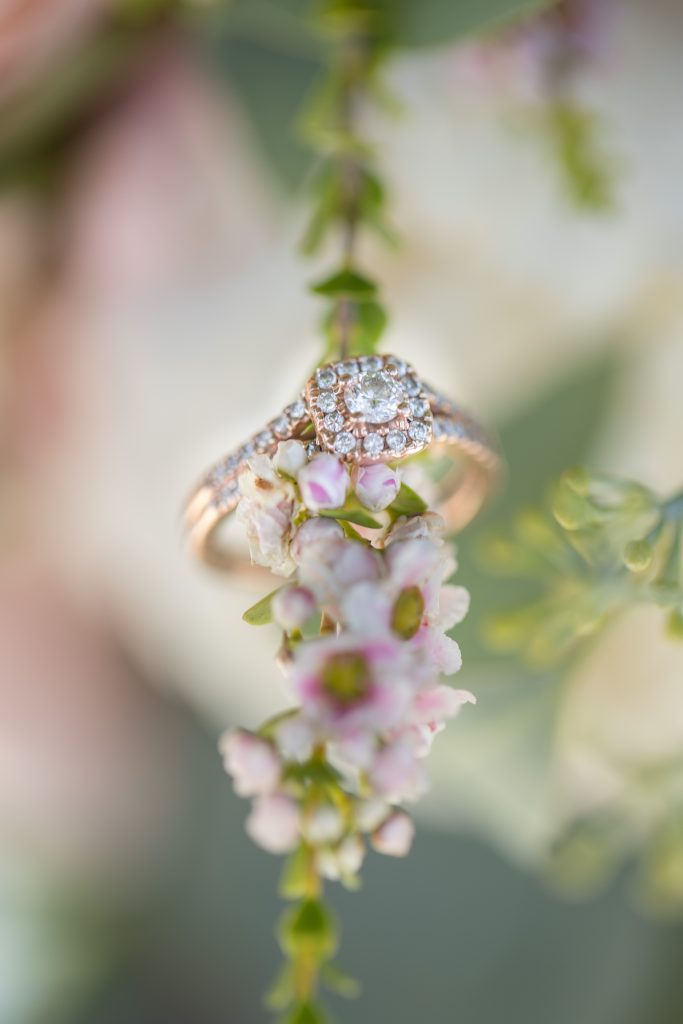 engagement ring married in Hawaii