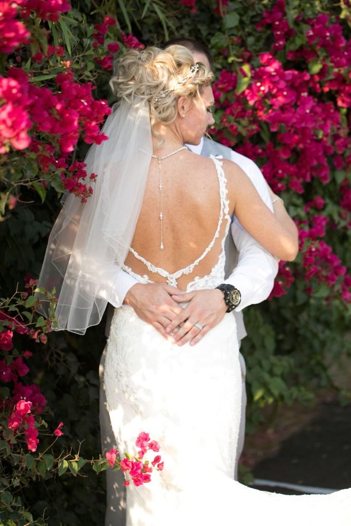 low back dress on bride Pinterest planning
