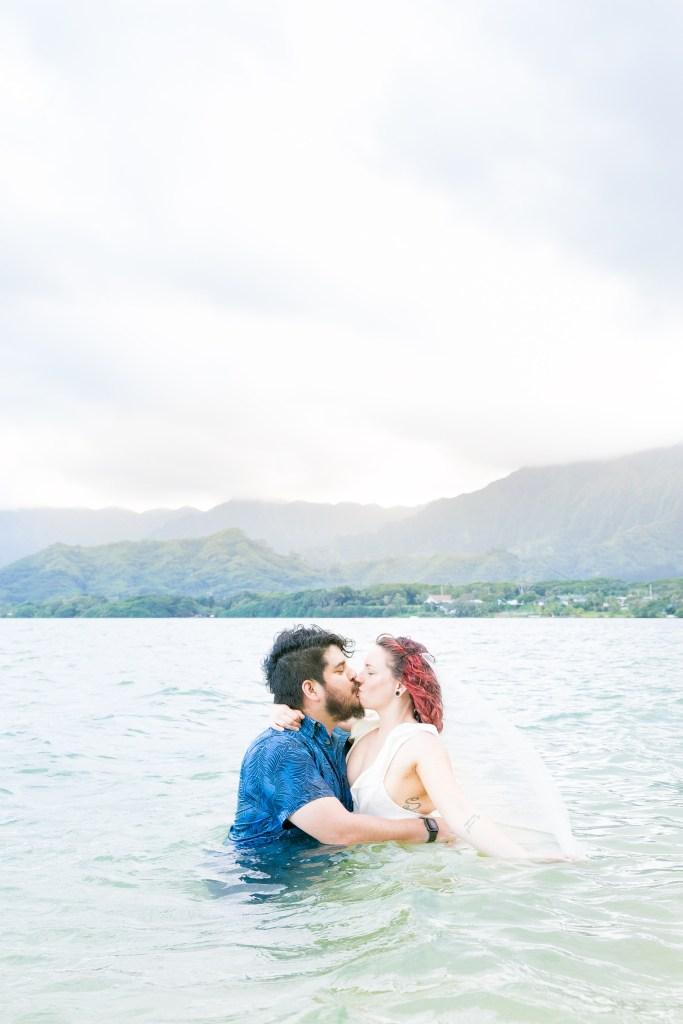 Kualoa Wedding