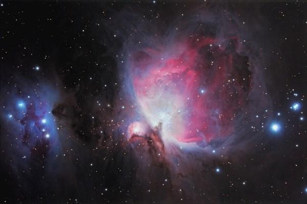 M42, the Orion Nebula - Sky & Telescope