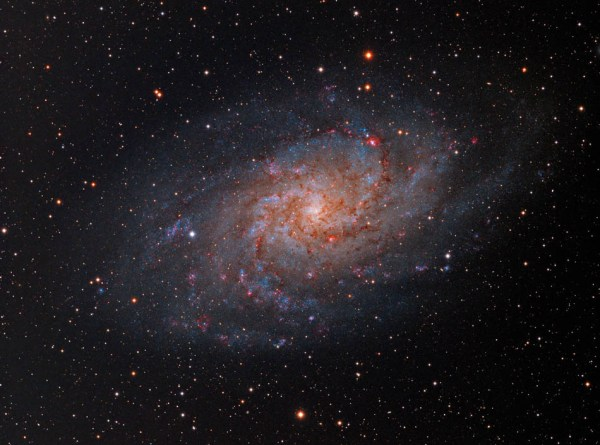 The Triangulum Galaxy M33 - Sky & Telescope