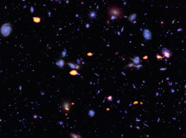 ALMA Pans for Galactic Gold in the Hubble Ultra-Deep Field