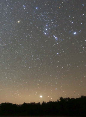 A Real Scorcher! — Sirius At Heliacal Rising - Sky & Telescope