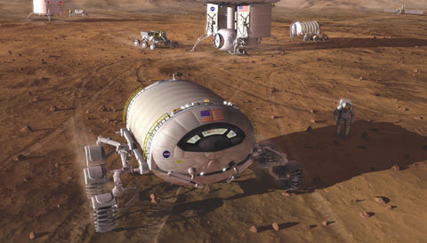 NASA's Plans for Putting Humans on Mars - Sky & Telescope