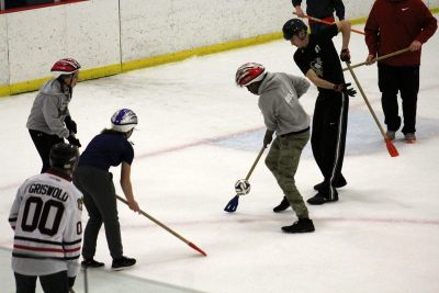 Broomball Traffic