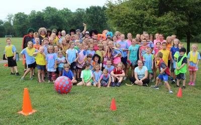 """Registration Open for 2017 """"More Than"""" Sports Camps!"""