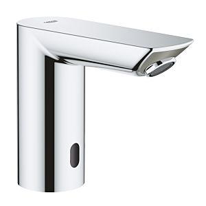 mitigeur infrarouge salle de bain pas