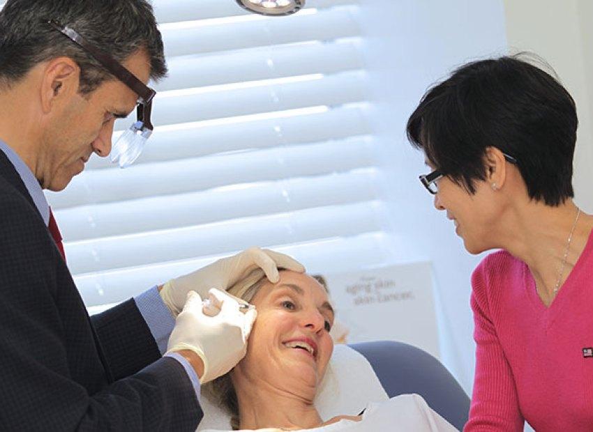 Sky Blue Dermatology Skin Checks and treatments